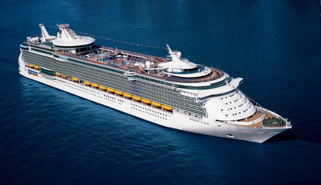 QuotLIVEquot From Freedom Of The Seas  Nov 4 2012  Cruise Critic Messa