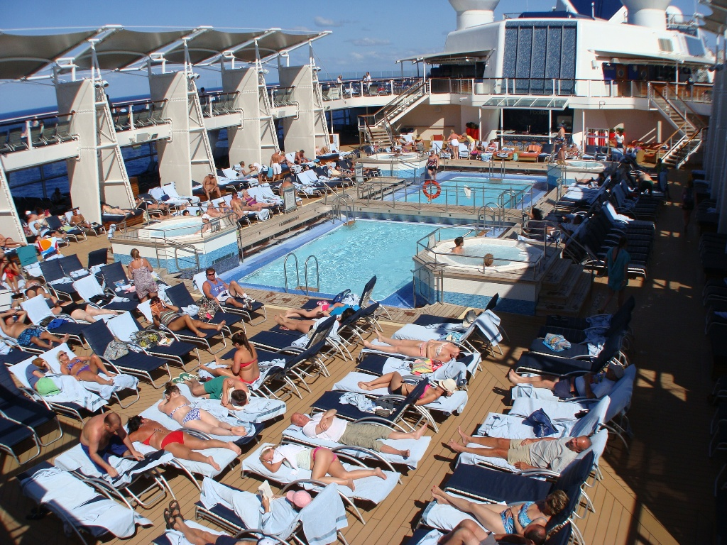 Celebrity Eclipse Itineraries and Sailings on iCruise.com